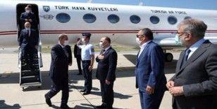 Bakan Akar ve komutanlar Kayseri'de