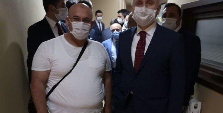 TİGAD, 'İnternet basını ve Dijital Yayıncılığın Geleceği' için Ulaştırma ve Altyapı Bakanı ile görüştü..