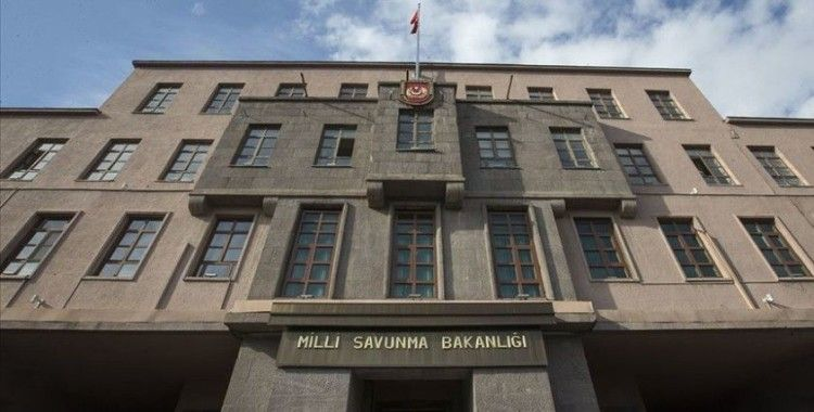 MSB: Barış Pınarı bölgesinde PKK/YPG'nin bombalı kamyonetle saldırısı önlendi