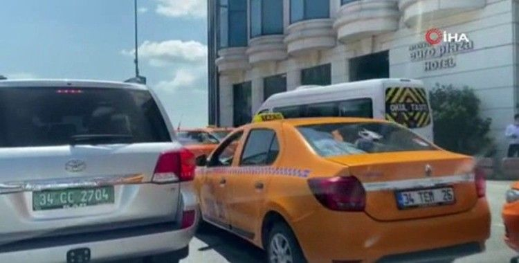 İBB'nin 6 bin taksi teklifi reddedildi