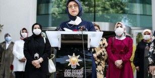 AK Parti Kadın Kollarından 'Bir Kap Su Bir Kap Mama' kampanyası