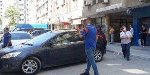 Korkutan deprem İzmir'de de hissedildi