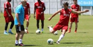 Sivasspor, Kayserispor maçına hazırlanıyor