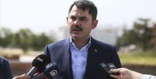 Bakan Kurum: Bursa'da hasar tespit çalışmaları tamamlandı