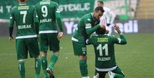 Bursaspor'da Seleznov kadroda yine yok