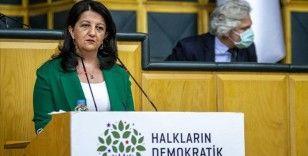 Eş Genel Başkan Buldan HDP TBMM Grup Toplantısında konuştu