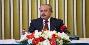 TBMM Başkanı Şentop : Türkiye, yeni dünyada da söz sahibi olacaktır