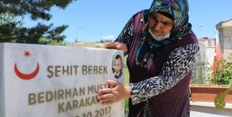 Şehit Bedirhan bebeğin anneannesinden Cumhurbaşkanı'na dua