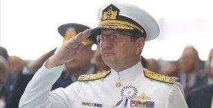 Deniz Kuvvetleri Komutanı Özbal, Libya'da