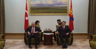 TBMM Başkanı Şentop'tan Moğolistan Büyük Kurul Başkanı Zandanshatar'a tebrik telefonu