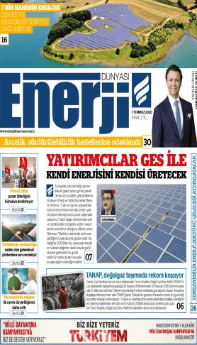 Enerji Dünyası - Temmuz 2020