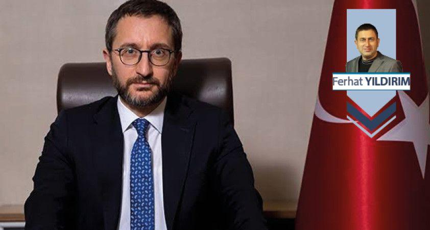 İletişim Başkanlığı ve Prof. Dr. Fahrettin Altun