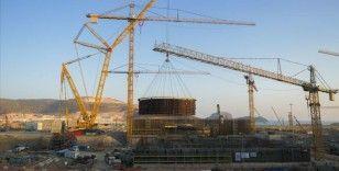 Akkuyu Nükleer Güç Santrali'nde çalışmalar sürdürülüyor