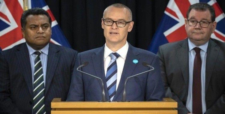 Yeni Zelanda'da Sağlık Bakanı istifa etti