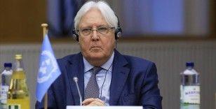 BM Yemen Temsilcisi Griffiths Umman'da Husilerle görüşecek