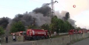 Başakşehir Kaymakamlığından fabrika yangınına ilişkin açıklama