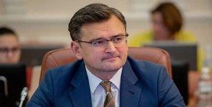Ukrayna Dışişleri Bakanı Kuleba Türkiye'ye geliyor