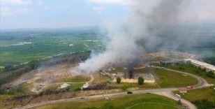 Sakarya'da havai fişek fabrikasında patlama: 4 ölü, 97 yaralı