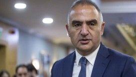 Bakan Ersoy: 'Türkiye turizmde birçok Avrupa ülkesinden daha hazırlıklı'
