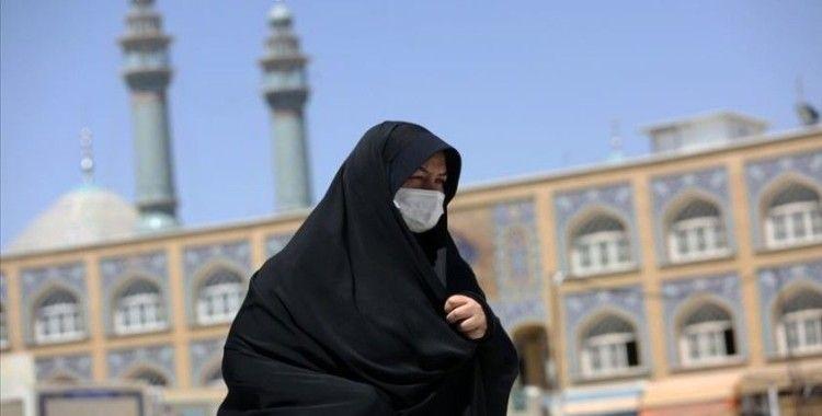 İran'da son 24 saatte Kovid-19 nedeniyle 154 kişi hayatını kaybetti