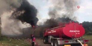 Sakarya'daki havai fişek fabrikasında patlamalar sürüyor