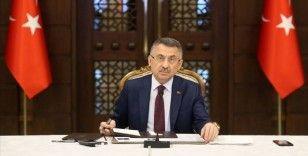 Cumhurbaşkanı Yardımcısı Oktay'dan Hendek'teki patlamada hayatını kaybedenler için başsağlığı mesajı