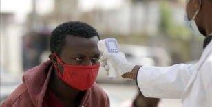 Afrika'da Kovid-19 vakalarında yüzde 28 artış