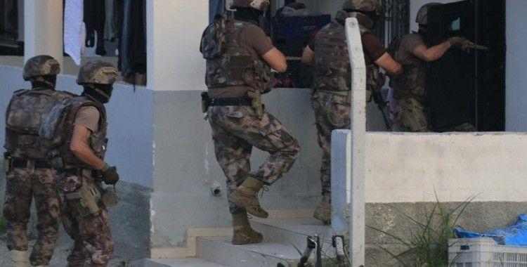 Adana'da organize suç örgütü operasyonu