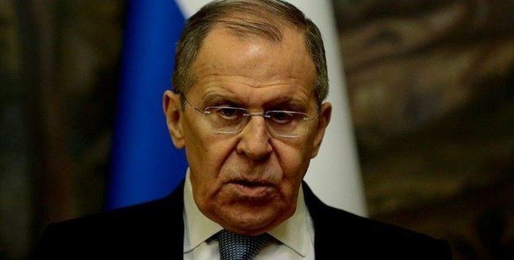 Lavrov, Libya'daki Hafter yanlısı Temsilciler Meclisi Başkanı Salih ile görüştü