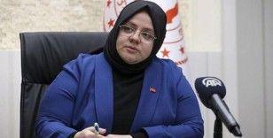 Bakan Zehra Zümrüt Selçuk: 'Önceliğimiz çalışanların sağlığı'