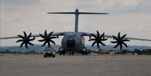 Türkiye'nin Sancak bölgesi için gönderdiği tıbbi yardımlar Sırbistan'a ulaştı