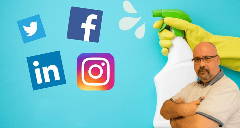 Sosyal medyada 'Clean up'