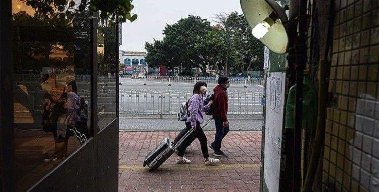 Çin'de 8, Güney Kore'de 61 yeni Kovid-19 vakası görüldü