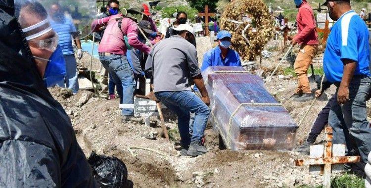 Meksika'da koronavirüsten ölenlerin sayısı Fransa'yı geçti