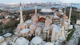 Rus Ortodoks Kilisesi Ayasofya'nın camiye dönüştürülmesi fikrini 'Orta Çağ'a dönüş' olarak tanımladı