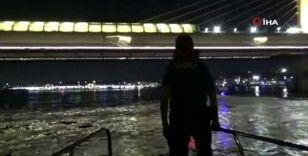 İstanbul Boğazı'nda tekne denetimi