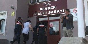 Sakarya'da havai fişek fabrikasındaki patlamaya ilişkin gözaltına alınanlardan 3'ü adliyede