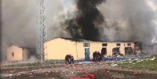 Sakarya Hendek'teki patlamanın 4'üncü gününde çalışmalara hızla devam ediyor