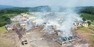 Patlamada sabotaj izine rastlanmadı