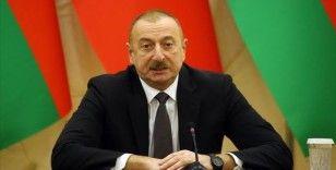 Azerbaycan Cumhurbaşkanı Aliyev'den AGİT Minsk Grubuna tepki