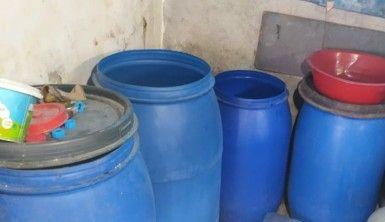 Adana'da 800 litre kaçak içki ele geçirildi