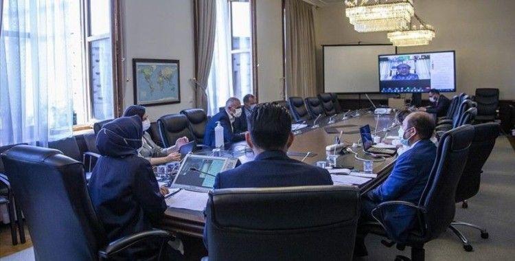 Asya Parlamenterler Asamblesi, telekonferans yöntemiyle toplandı