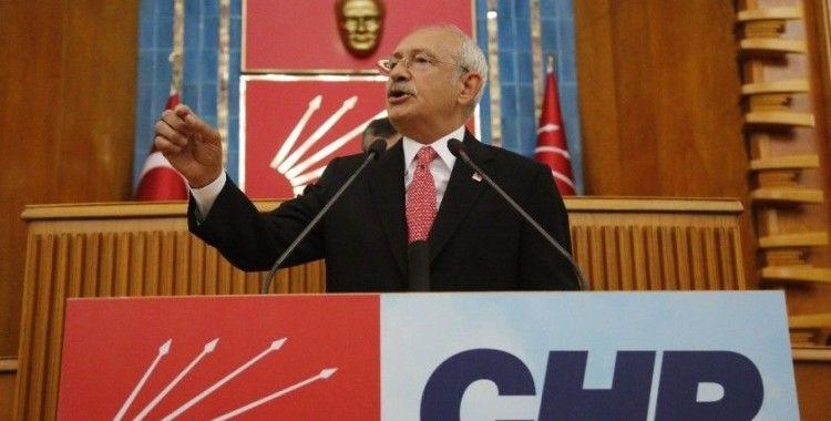 CHP Genel Başkanı Kılıçdaroğlu'ndan 'çoklu baro düzenlemesi' açıklaması