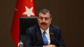 """Bakan Koca: """"Türkiye dünyada sağlık statüsünün geliştirilmesi sürecinin merkezinde yer alacaktır"""""""