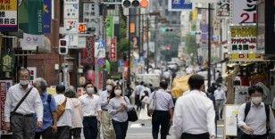 Japonya'da Covid-19 enfeksiyonlarının sayısı 21 bin 361'e ulaştı