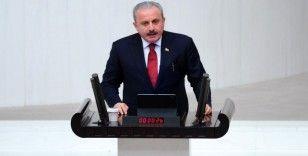 TBMM Başkanı Şentop: 'Ayasofya'nın ibadete açılması bir tarihi olay'