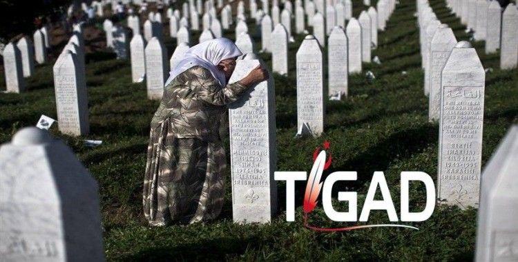 Srebrenitsa katliamının yıldömünde, şehadete yürüyen Bosnalı kardeşlerimiz anıldı