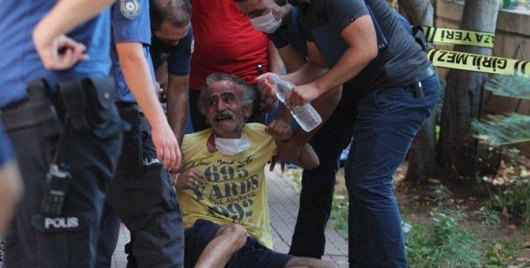 Antalya'da kızı ve torununu kaybeden anneanne ve dedenin feryatları yürekleri dağladı