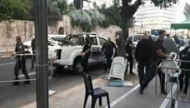 İsrail polisinden Netanyahu'yu protesto edenlere sert müdahale: 6 yaralı