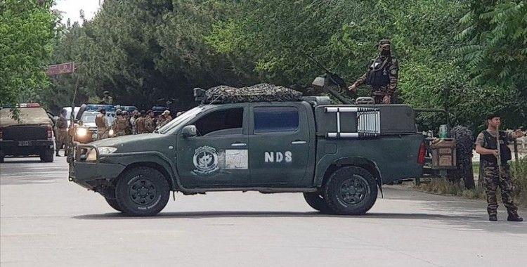 Afganistan'da istihbarat binasına saldırı: 13 ölü